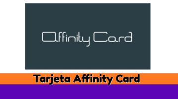 Tarjeta Affinity Card Visa
