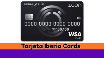 Tarjetas Iberia Cards