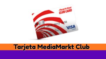 Tarjeta MediaMarkt Club Card
