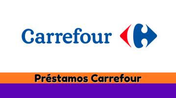 Préstamos Carrefour