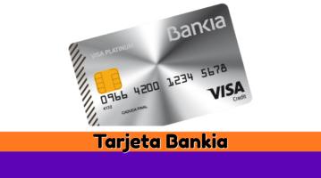 Tarjeta de crédito Bankia ON