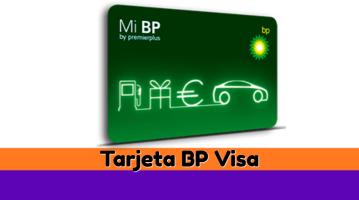 Tarjeta BP Visa