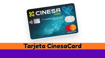 Tarjeta CinesaCard