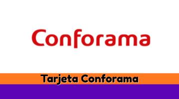 Tarjeta Conforama
