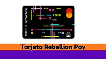 Tarjeta Rebellion Pay