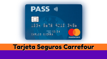 Tarjeta Seguros Carrefour