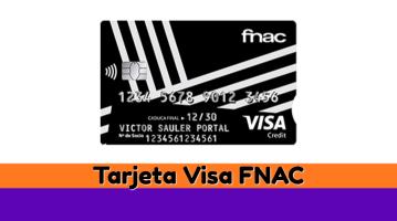 Tarjeta Visa  Fnac