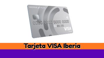Tarjeta Visa Iberia Icon