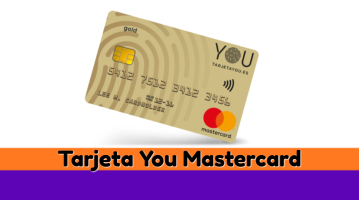 Tarjeta You Mastercard