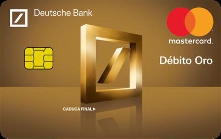 Tarjeta Deutsche Bank