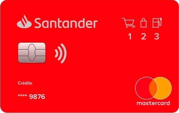 La tarjeta Credito Mundo 123