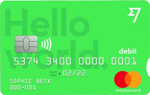 tarjeta transferwise