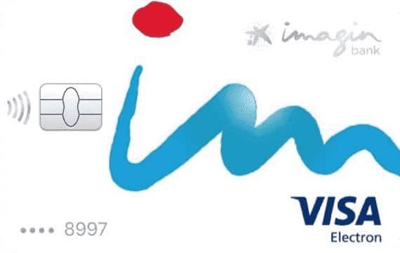 Tarjeta Visa ImaginBank