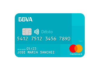 Tarjeta de débito gratis