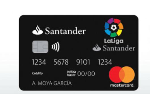 Tarjeta LaLiga Santander