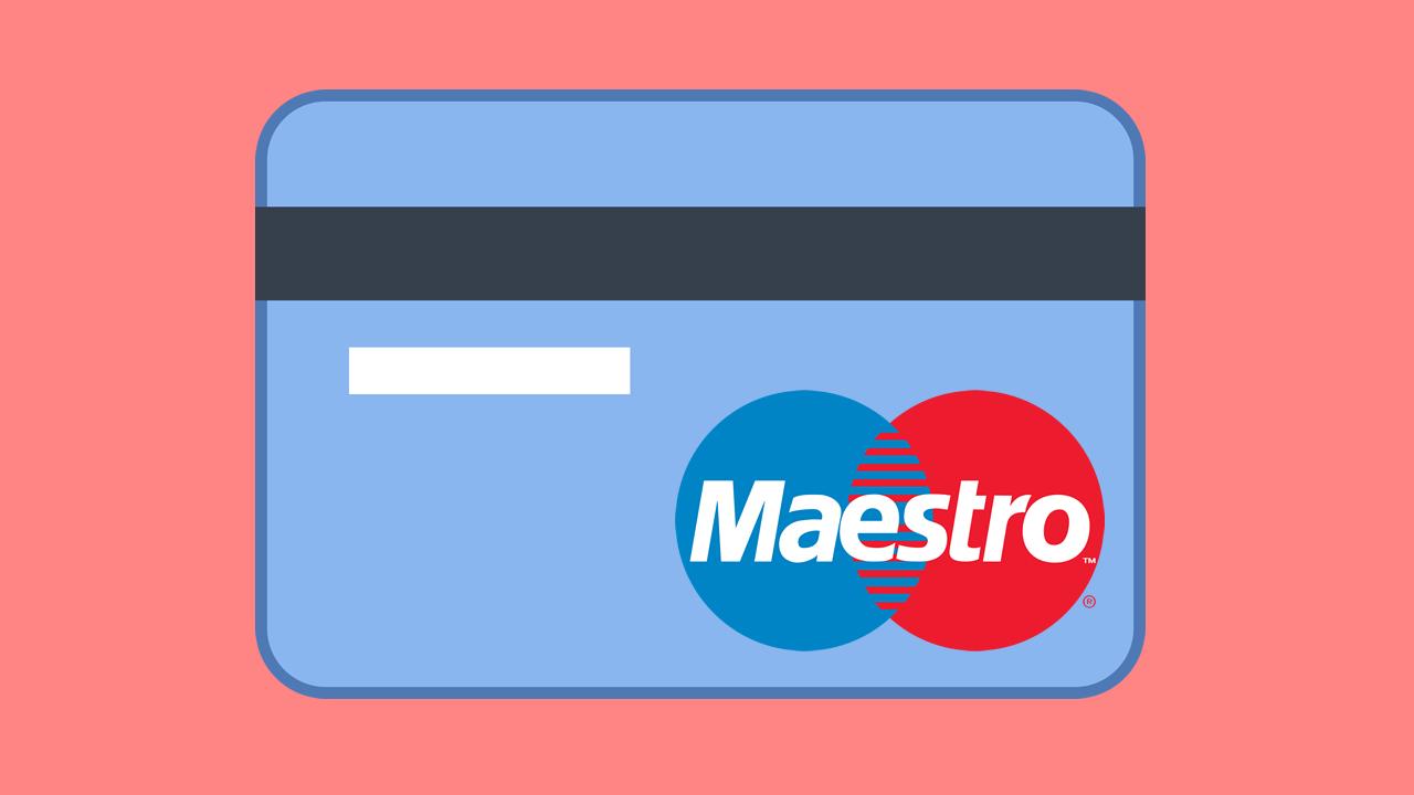 Tarjeta Maestro