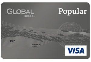 Tarjeta Global Bonus