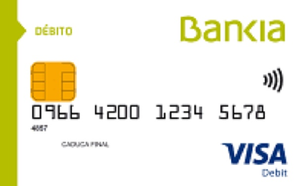 Dar de baja la tarjeta Bankia