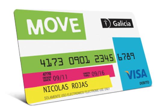 Tarjeta Move Crédito