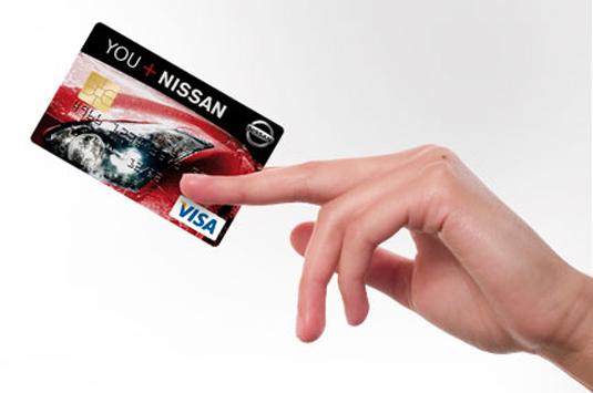 Tarjeta Nissan + Bankinter