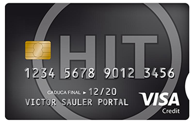 Visa Hit Caixabank