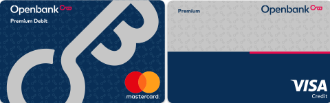 Tarjeta de crédito Premium Openbank