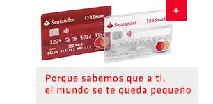 Tarjeta de crédito Smart Premium Santander