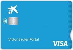 Tarjeta Visa Classic La Caixa