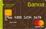 Tarjeta Pago Doce Bankia