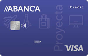 Tarjeta de crédito Abanca
