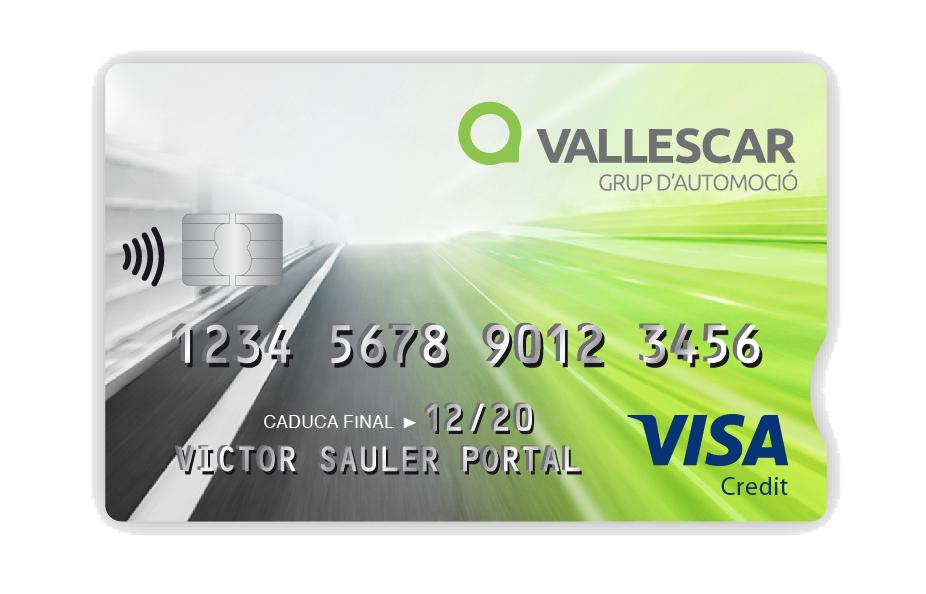 Vallescar Visa