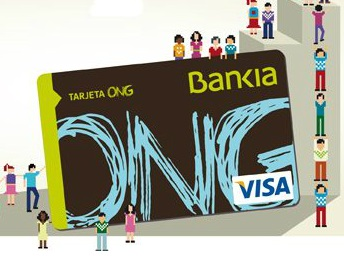 Tarjeta Programa ONG Bankia