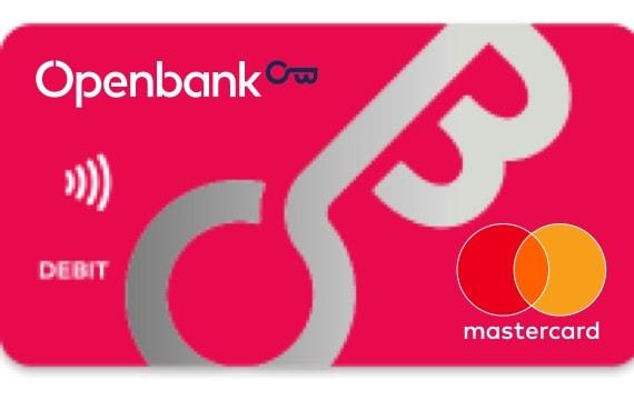Tarjeta de débito Premium Openbank
