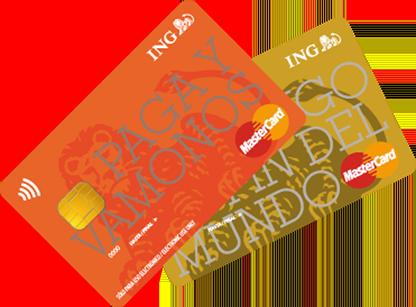 Tarjeta débito ING