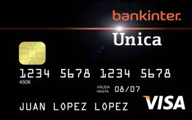 Tarjeta de débito Bankinter