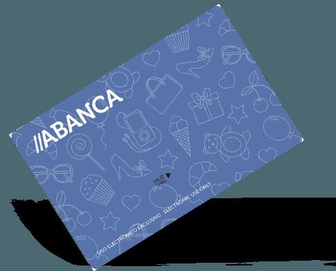 Tarjeta virtual de Abanca