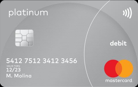 MasterCard Platinium