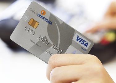 Visa Electrón Caixa Guissona