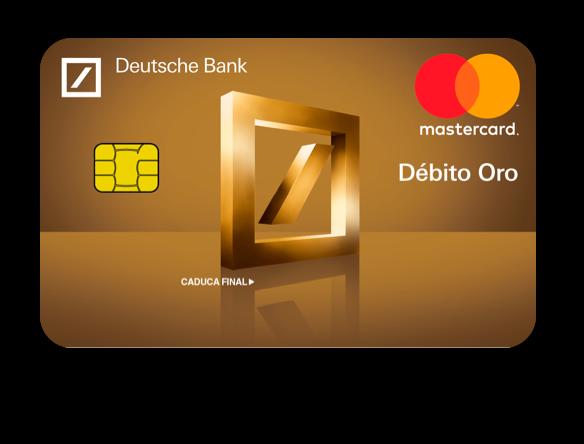 MasterCard Gold Spain Ready
