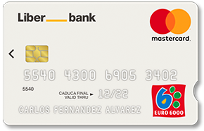 MasterCard Débito LiberBank