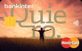 Tarjeta Quiero Bankinter