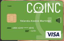 Tarjetas Coinc