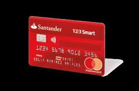 Tarjeta Débito Smart Premium Santander