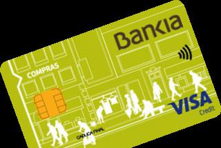 Tarjeta Compras Bankia